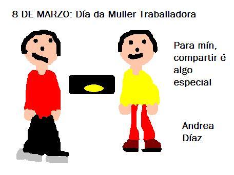 8 DE MARZO, DÍA DA MULLER TRABALLADORA