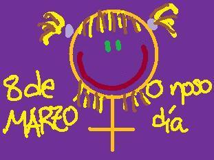 8 DE MARZO = DÍA DA MULLER