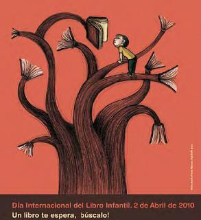 Día Internacional do libro infantil e xuvenil (2 de abril)
