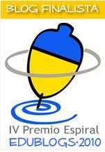 AMARAL, recursos entre os finalistas do IV Premio Espiral edublogs 2010